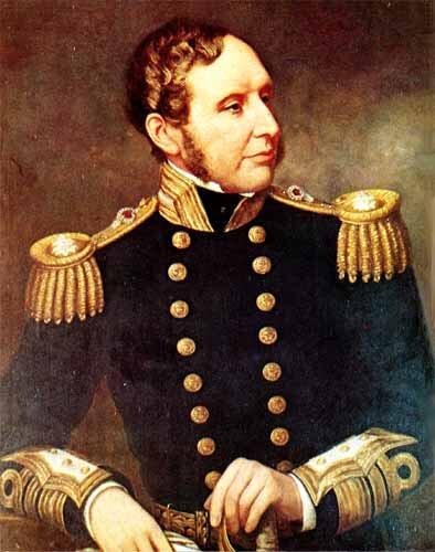 Captain Fitzroy