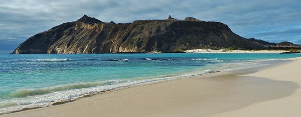 Galapagos tours itineraries: Cerro Brujo
