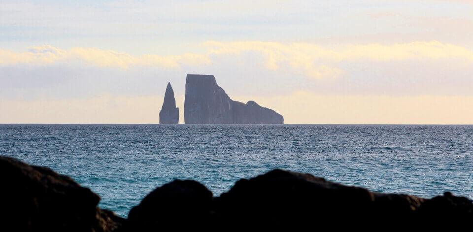 Galapagos islands: kicker rock