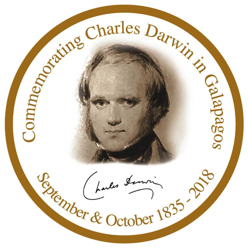Charles Darwin in Galapagos 2018