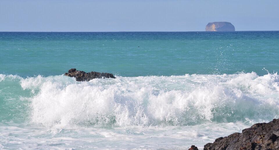 Baltra sea