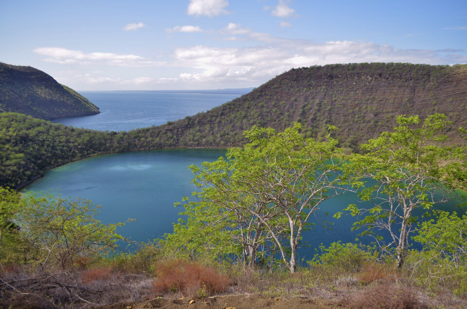 Galapagos islands: Tagus Cove