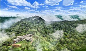 Mashpi Lodge sustainable hotel