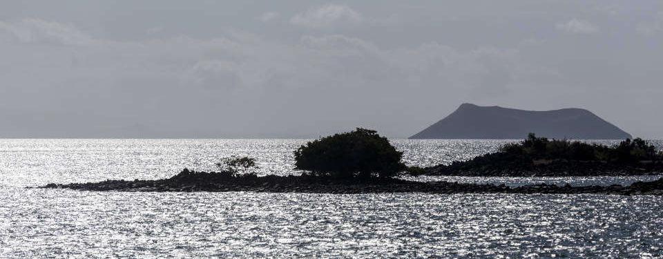 Galapagos islands landscape