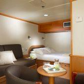 classic family cabin yacht isabela ii