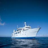 cruise yacht isabela ii galapagos