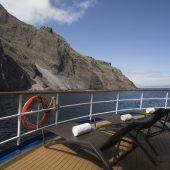 deck yacht isabela ii
