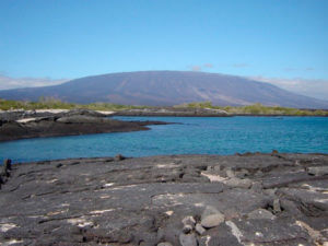 Galapagos islands volcanoes