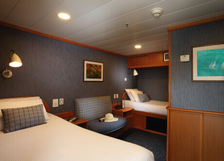 Classic cabin - Yacht Isabela II