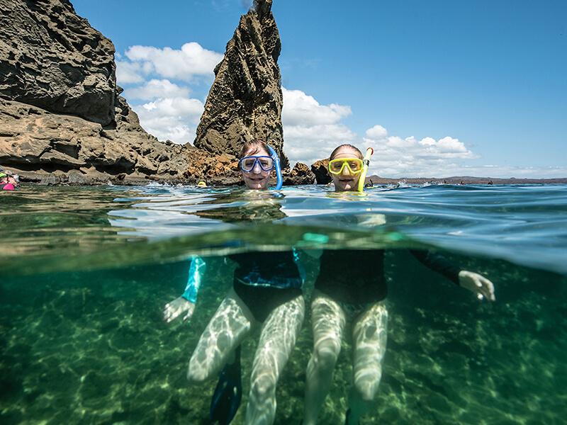 Galapagos islands: Bartolome island