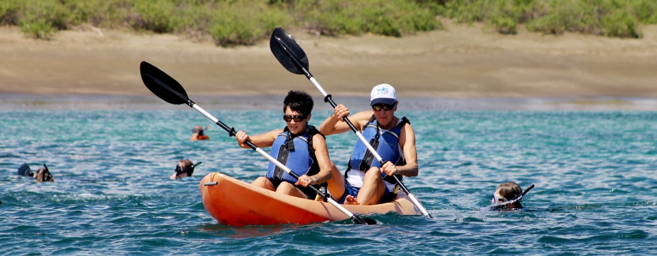 Galapagos islands activities