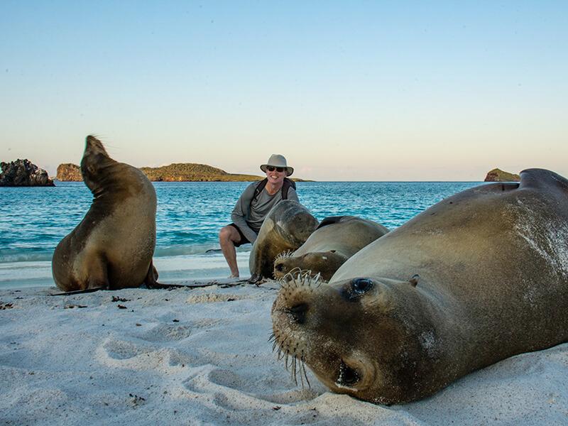 Galapagos islands: Española island