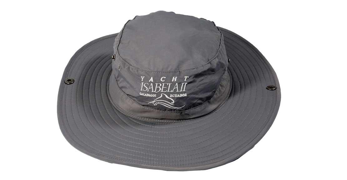 Yacht Isabela's hat